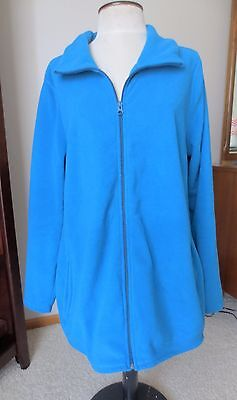 Old Navy Maternity Fleece Zip Up, Sz. XL, Only Worn Once!