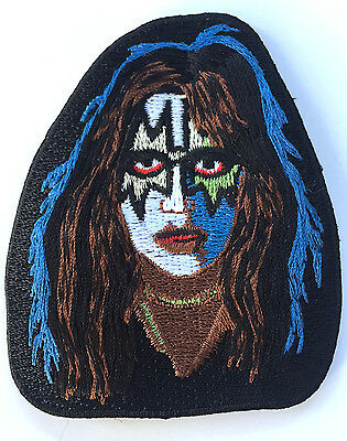 KISS ace frehley 2002 embroided FRIDGE MAGNET official merchandise IMPORT NEW