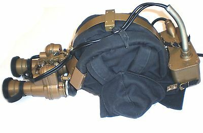 Original Russian authentic Soviet night vision goggles and binocular PNV-57E
