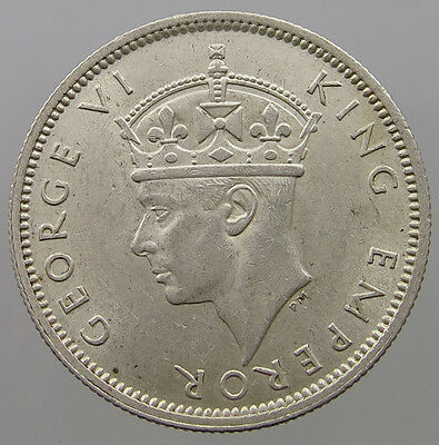Southern Rhodesia 1 Shilling 1941  #lm 373