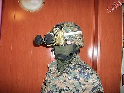 Russian night vision goggles and binocular PNV-57E.New original.Full complect