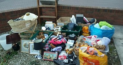 Large car boot job lot. Great for car boot / market etc