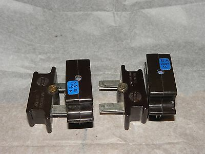 Wylex 15 amp cartridge fuse holders. Electrical Domestic Industrial.