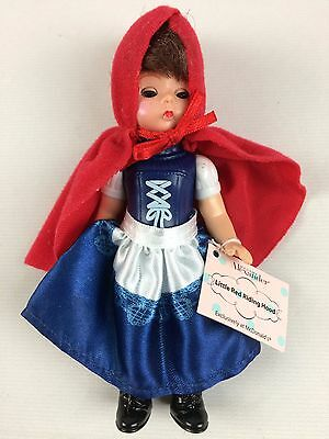 LITTLE RED RIDING HOOD 2010 Madame Alexander Doll STORYBOOK McDonalds Happy Meal
