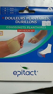 Epitact Coussinets Plantaires Epithelium 26 Taille 36-38