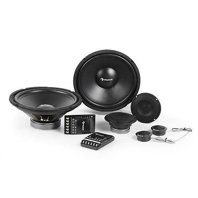 Pro Audio 8000 Watt Max Car Stereo Speakers Subwoofers Tweeters 3-Way Crossovers