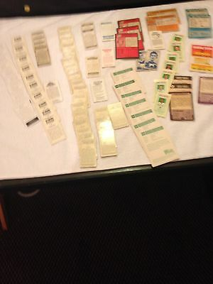 Large Joblot - 80+ Football/Sports themed Trade Cigarette Card - TOPPS/Wills etc