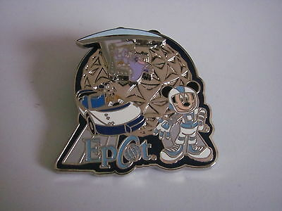 Disney Trading Pins 84058: WDW - Epcot® Attractions