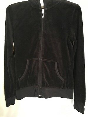 Black juicy couture tracksuit