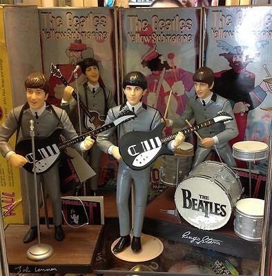 Beatles Hamilton Figures/1991 set of 4 with tag (store display only)