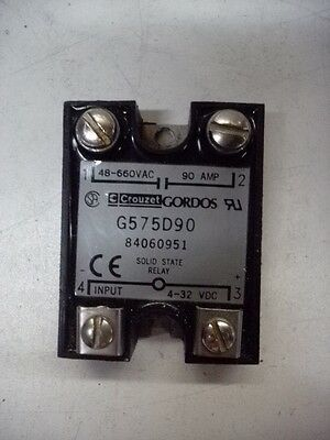 CROUZET GORDOS G575D90 Solid State Relay 90A Quantity 9500