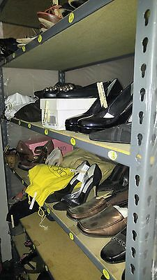 Bulk Lot of 13 Pairs of Women's Pre Owned Shoes BOX SH