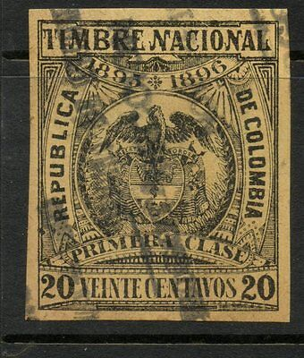 Colombia - Timbre Nacional - Revenue Stamp
