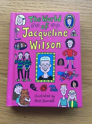 The World of Jacqueline Wilson by Jacqueline Wilson (Hardback, 2005)