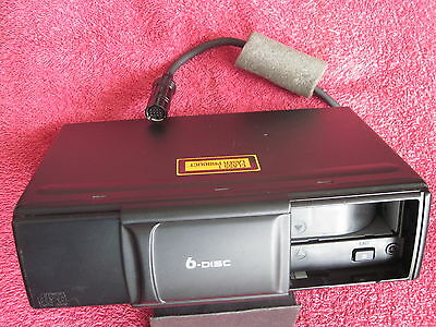 Audi CD Multi Changer with Cartridge ~6 Disc *Excellent working Condition