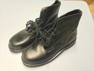 Canadian Military PARADE BOOTS (8.5) 265/96 (#PB-03)
