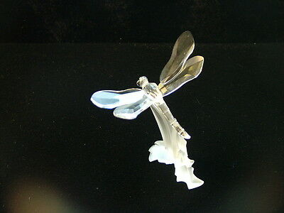 Swarovski Crystal Dragonfly (190264) boxed with certificate.