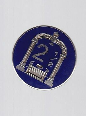 Political loyalist Pin Badge not Rangers or linfield lot2