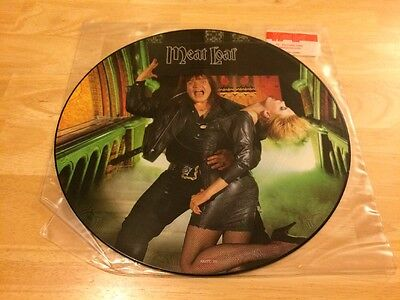 """Meat Loaf - Modern Girl 12"""" Picture Disc Single ARIPD 585"""
