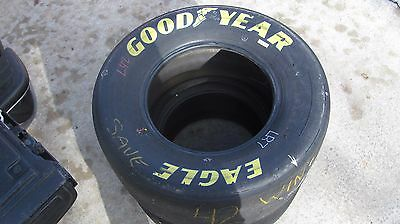 Kyle Larson Nascar Race Used Goodyear Tire Racing 42 Chevrolet SS Michigan Win