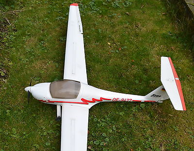 'Hype' Electric Powered 86in wingspan Model Aircraft