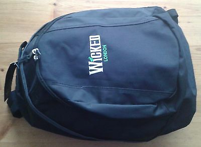 Wicked the Musical London backpack