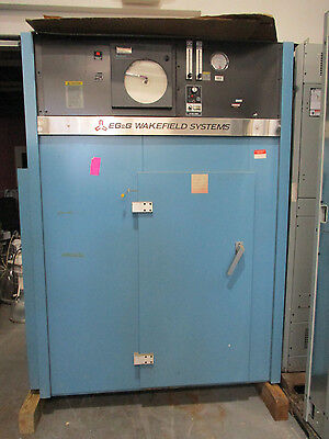 EG&G Wakefield Systems, PNC2-16 Environmental Test Chamber