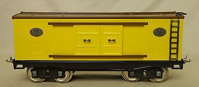 Mth #10-201 Yellow And Brown #214 Automobile Furniture Car--Mib!