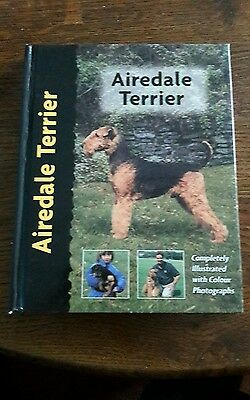 Airedale Terrier by Bardi Mclennan book