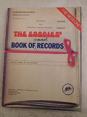 Classic comedy - The Goodies Book of Criminal Records