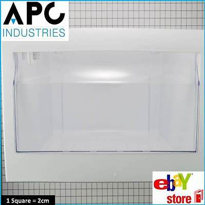 Genuine Samsung Refrigerator Upper Vegetable Case Assy Part # Da97-00423J