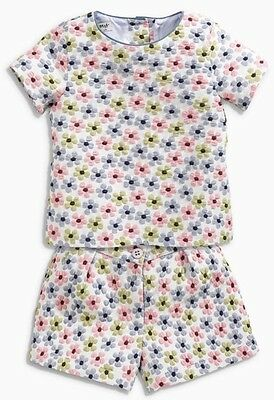 Girls Next Floral Shorts Top Outfit Easter Age 5 4-5 Years New Gorgeous Party