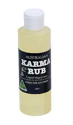 Karma Rub 250mL (Karmarub) **AS Advertised**