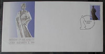 1989 Birthday of Queen Elizabeth II FDC / First Day Cover