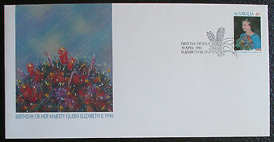 1990 Birthday of Queen Elizabeth II FDC / First Day Cover