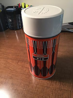 Vintage 1971 King-Seeley Pint Thermos
