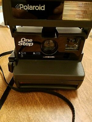 Polaroid One Step  600  Instant Film Camera - Tested