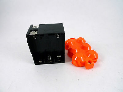 Battery Compartment Case Cover for Nerf Phoenix LTX Lazer Tag Guns - TESTED