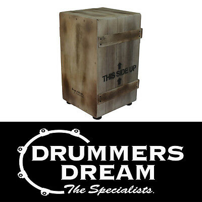 TYCOON PERCUSSION 29 series 2nd Generation Crate Cajon Siam Oak Adjustable Wires