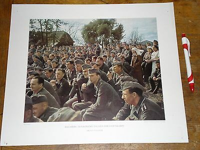 WW2 original german large poster  nr.44
