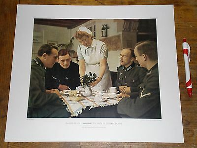 WW2 original german large poster  nr.46