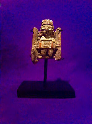 "Pre-Columbian Chupicuaro Tied-Down ""Pretty Lady,"" Figure, Ca. 400 BC"