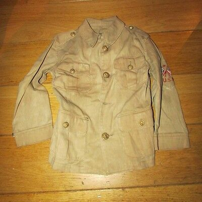 Spanish American War Childs Army Tunic