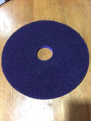3M FN510076527 Pad Floor Diamond Plus Purple 17 Inch 1 Pad