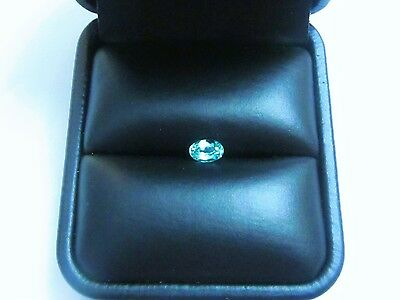 Natural Mined Paraiba Tourmaline .40 carat retail $1987.00 ONLY $79.99!