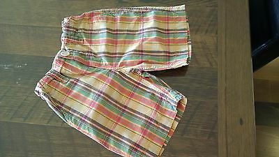 Boys Country road shorts size 3