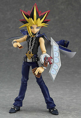 Figma Yami Yugi 276 Max Factory Authentic Yu-Gi-Oh! New In Box !