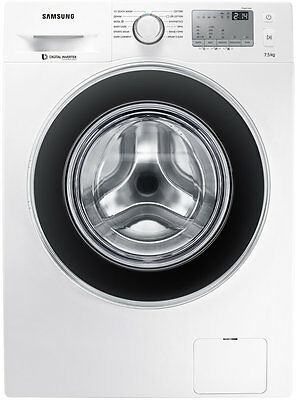 NEW Samsung WW75J4233GW 7.5 kg Front Load Washing Machine