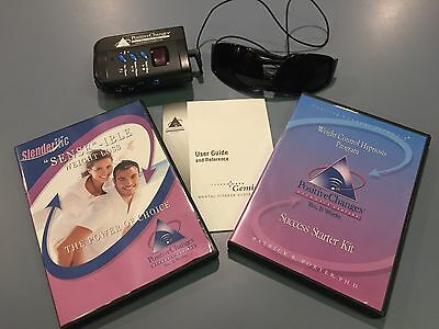Positive changes hypnosis gemini light machine and (3) CD's