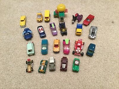 Kinder Toys 22 Vehicles Plastic Toys from Surprise Eggs Capsules no chocolates